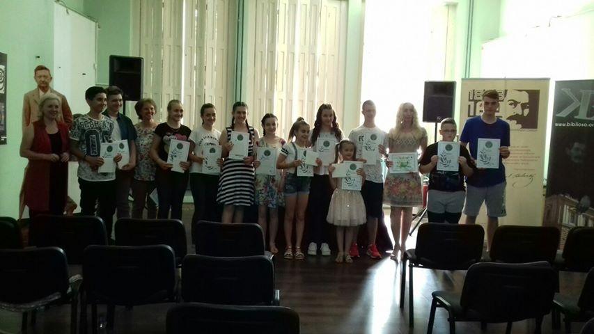 Uspešno na konkursu Pokreta gorana
