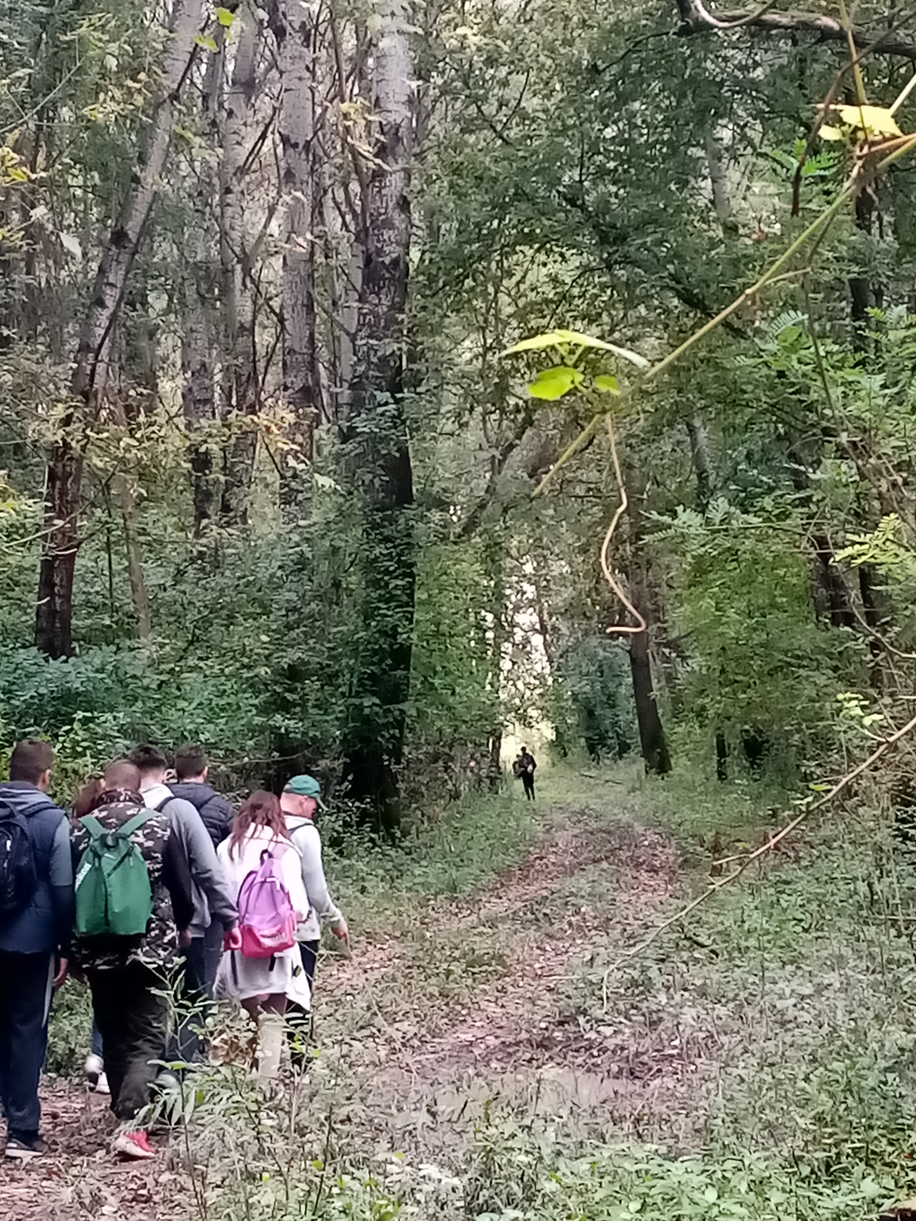 Šetnja kroz rezervat